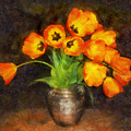 Tulip Bouquet by Francesa Miller