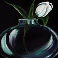 Tulip In A Vase by Georgia Pistolis