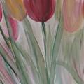 Tulip Series 3 by Anita Burgermeister