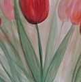 Tulip Series 4 by Anita Burgermeister