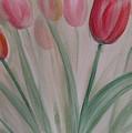 Tulip Series 5 by Anita Burgermeister