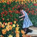 Tulip Time by Bonnie Peacher