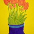 Tulips by Audra Smith