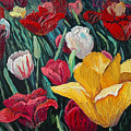 Tulips by Cathy Fuchs-Holman