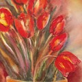 Tulips For David by Tara Moorman