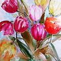 Tulips by Hedwig Pen