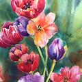 Tulips by Hilda Vandergriff
