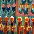 Tulips by Jan Daniels