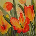 Tulips by Joanne Smoley
