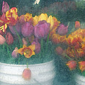 Tulips by Lydia L Kramer