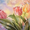 Tulips by Marlene Gremillion