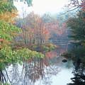 Tully River Autumn by John Burk
