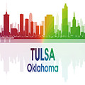 Tulsa Ok 1 Vertical by Angelina Tamez