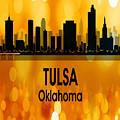 Tulsa Ok 3 Vertical by Angelina Tamez