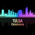 Tulsa Ok 5 Squared by Angelina Tamez