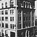 Tulsa, Oklahoma Panorama 1909 by Library Of Congress