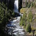 Tumalo Falls by Dani Keating