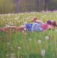 Tumble In The Grass by JAMART Photography