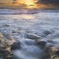 Tumbling Surf by Debra and Dave Vanderlaan