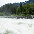 Tumwater Dam by Tom Cochran