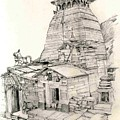 Tungnath by Padamvir Singh