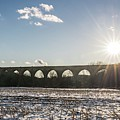 Tunkhannock Viaduct by Framing Places