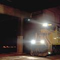 Tunnel Light by Sara Stevenson