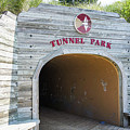 Tunnel Park, Holland Mi by Art Spectrum
