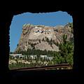 Tunnel View Mt Rushmore 2 A by John Brueske