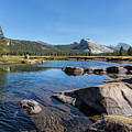 Tuolumne River And Meadows, No. 1 by Belinda Greb