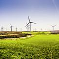 Turbine Fields by Jorgo Photography - Wall Art Gallery