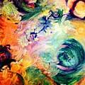 Turbulence by Lisa S Patti