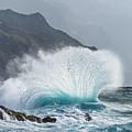 Turbulent Shore by Jon Glaser