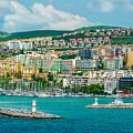 Turkey Port City by Ken Andersen