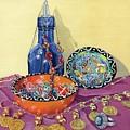 Turkish Still Life by Lynne Henderson