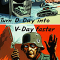 Turn D-day Into V-day Faster  by War Is Hell Store