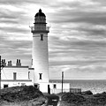 Turnberry Lighthouse by Eunice Gibb