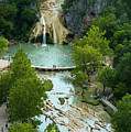 Turner Falls Grand View Two by Bob Phillips