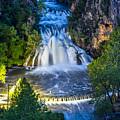 Turner Falls Oklahoma by James Menzies