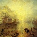 Turner Joseph Mallord William Ancient Italy Ovid Banished From Rome Joseph Mallord William Turner by Eloisa Mannion