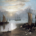 Turner: Sun Rising C1807 by Granger