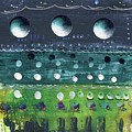 Turquoise Moons by Jane Miles