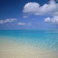 Turquoise Shoreline by Ron Dahlquist - Printscapes