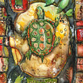 Turtle by Patricia Allingham Carlson