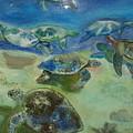 Turtles by Aline Kala