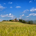 Tuscan Estate 2 by Wolfgang Stocker