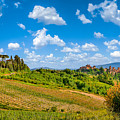 Tuscan Idyll  by JR Photography