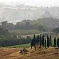 Tuscan Landscape by Stefan Nielsen