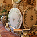 Tuscan Pottery by Christiane Schulze Art And Photography