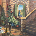 Tuscan Retreat by Diana Miller
